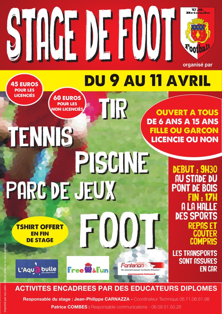 STAGE FOOT AFFICHE-1